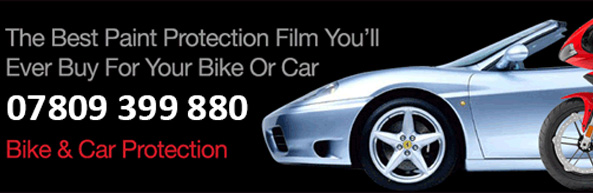 Motorcycle Paint Protection Film Archives - Chipguard UK