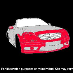 KIA - SPORTAGE Model - 2005-2008-0